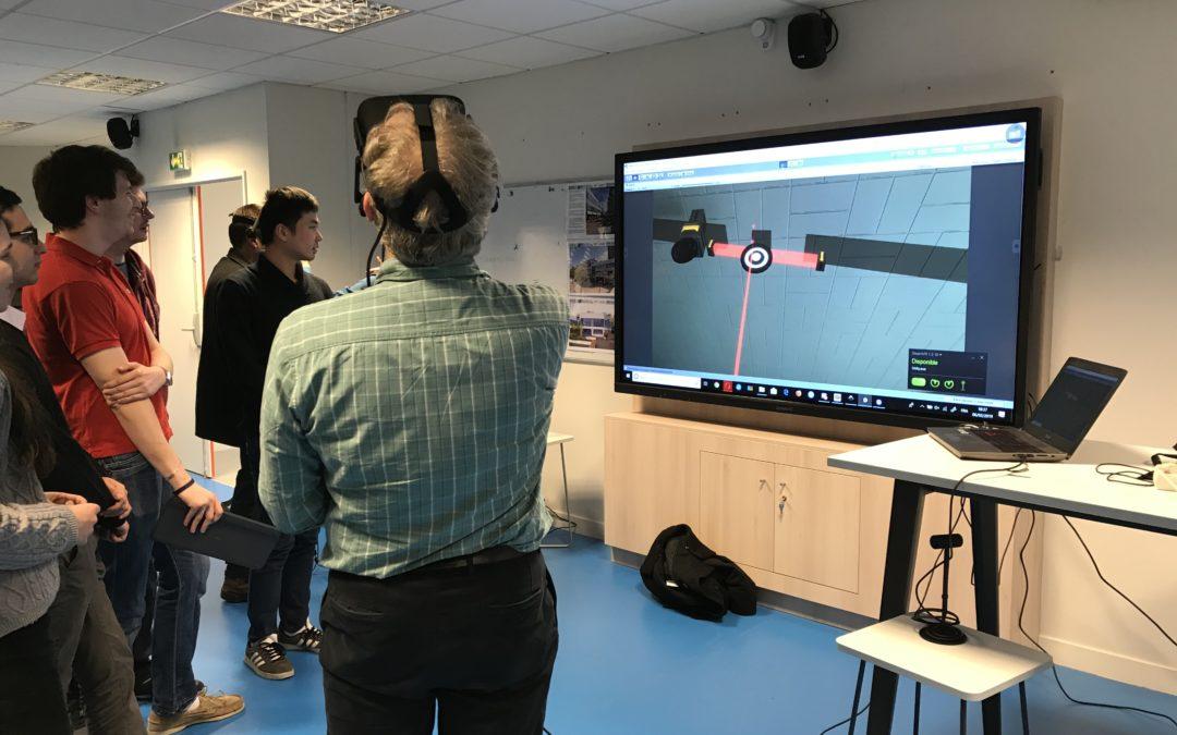 Filière «Jeux vidéo, Interactions et collaborations Numériques» (JIN)