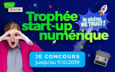 10ème édition du Trophée Start-Up Numérique, à vos candidatures !