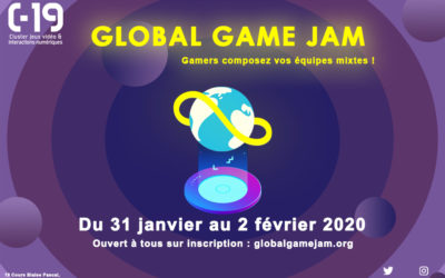 Global Game Jam 2020 en images !