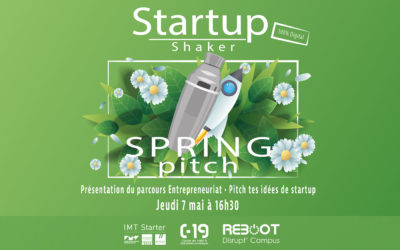 Startup Shaker : Spring Pitch
