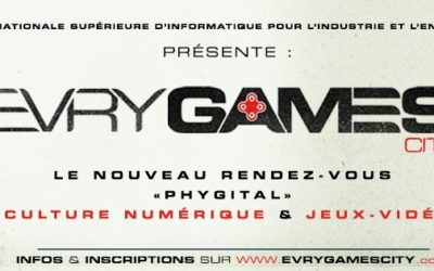 EVRY GAMES CITY 4 | Le succès de l'édition 100% digitale !
