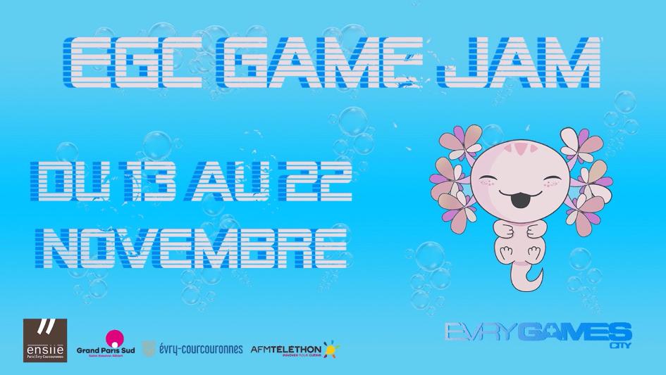 Game Jam Evry Games City 2020